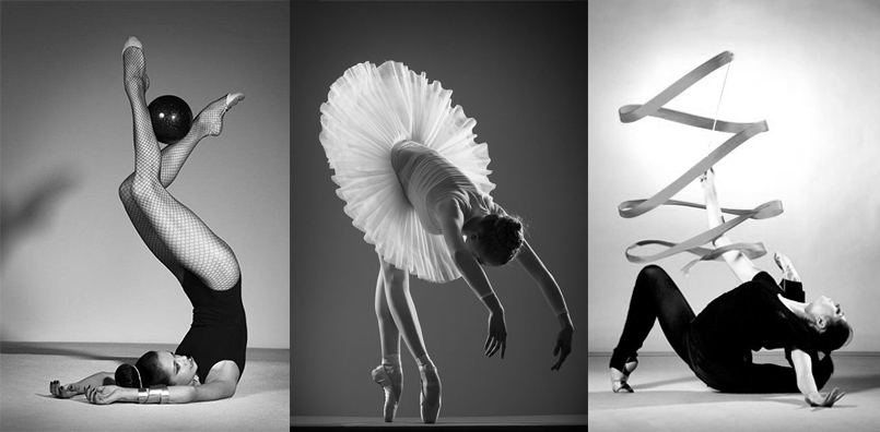 balet gimnastyka artystyczna