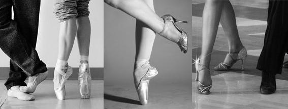 taniec towarzyski i ballet