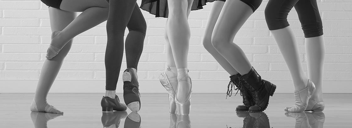 wszystkie formy tańca