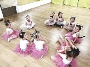 balet dla dzieci Szczecin kotki