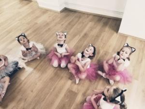 balet dla dzieci Szczecin kotki 2